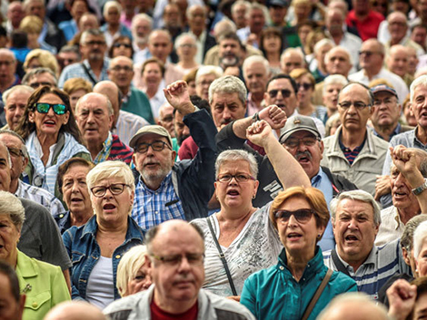 ¿Tienen que perder poder adquisitivo los pensionistas?