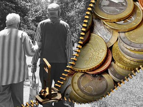 La demografía impondrá recortes en el sistema de pensiones