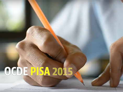 Encuesta PISA, (Programme for International Student Assessment) 2015
