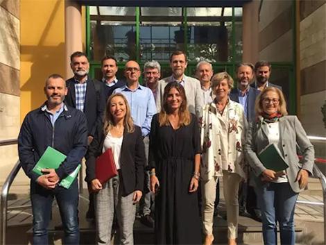 Arranca el diseño del Plan de Familias de Andalucía con la primera reunión de la comisión intersectorial