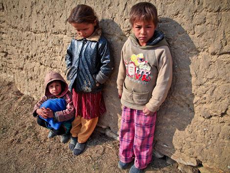 Se busca agenda política para 2,6 millones de niños españoles pobres