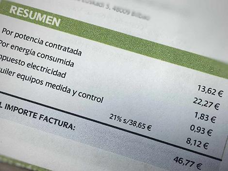 La nueva pobreza energética de la crisis del Covid: 40.000 familias y autónomos piden ayudas para pagar la luz