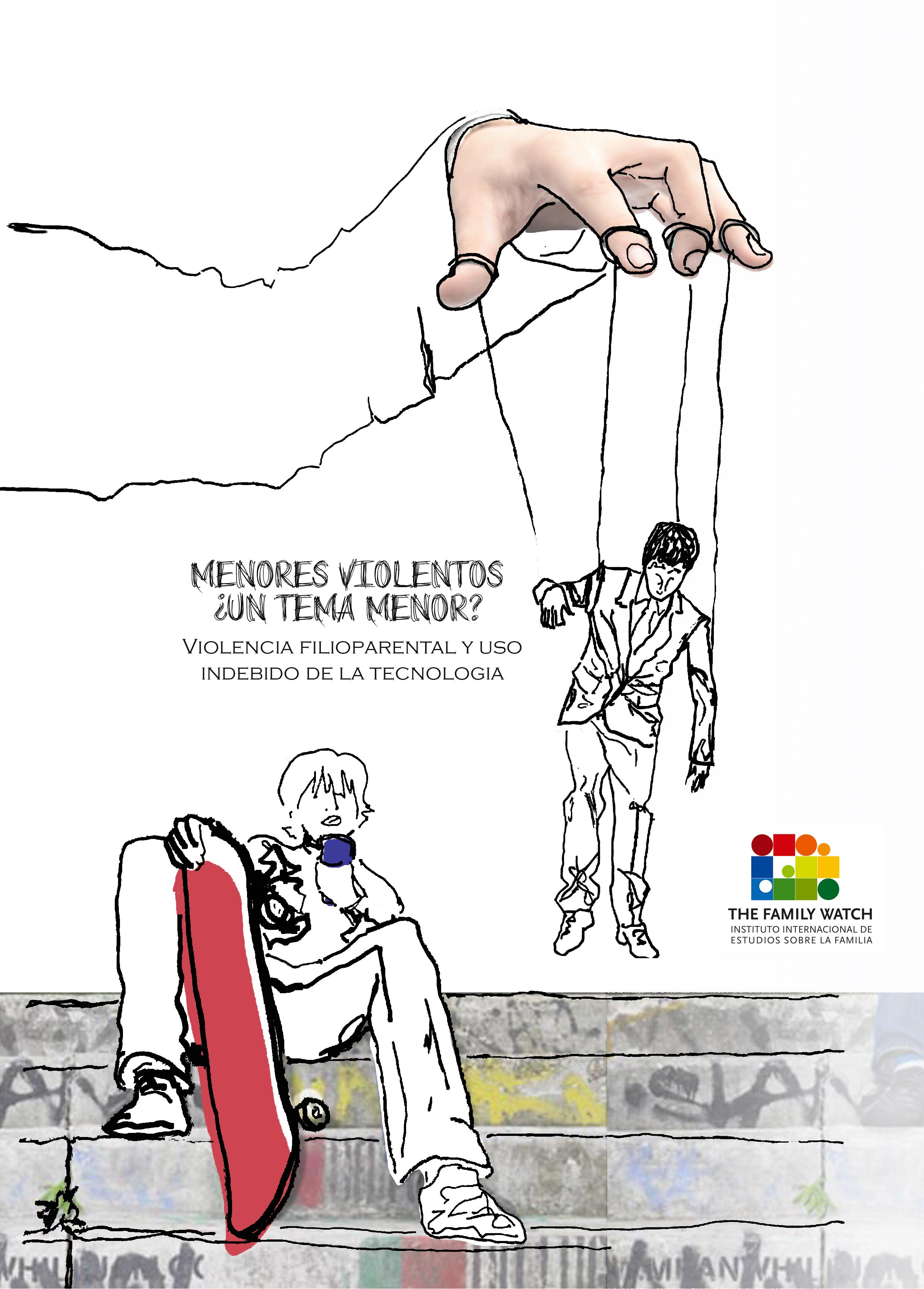 Informe sobre violencia filioparental y uso indebido de la tecnología: