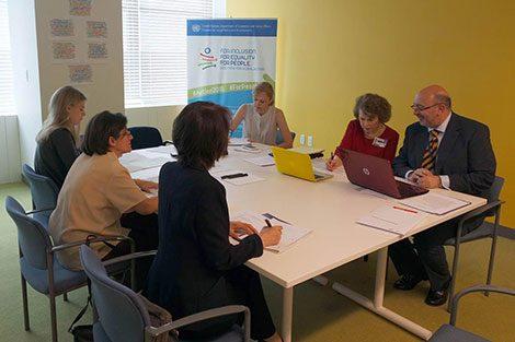 Reunión inicial del proyecto de indicadores para los Objetivos de Desarrollo post2015