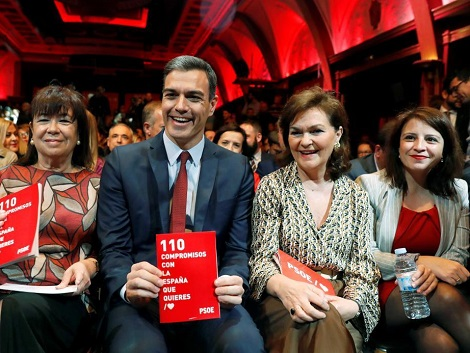 El PSOE promete un Ingreso Mínimo Vital para erradicar la pobreza infantil