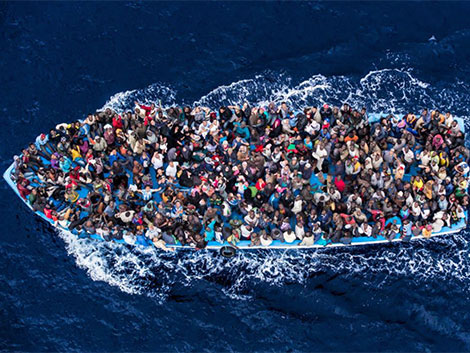 50. Una crisis humanitaria sin precedentes