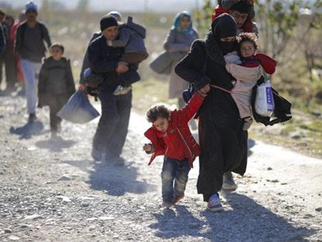 La reagrupación familiar, el drama colateral de los refugiados