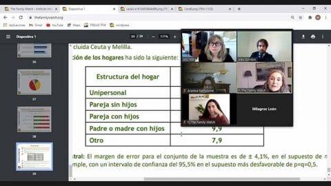 Directora General de Infancia, Familia y Natalidad – Comunidad de Madrid