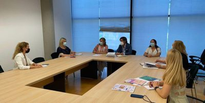 Reunión Comisión Familia y Políticas Sociales – Asamblea de Madrid – Grupo Parlamentario Popular