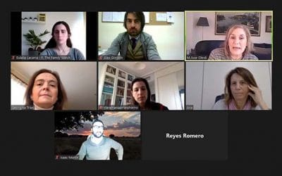 Reunión con el Grupo Parlamentario VOX – Congreso de los Diputados