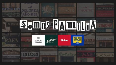 Somos Familia – Cervezas Alhambra