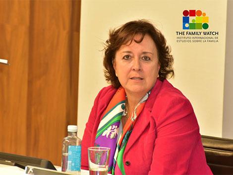 La exdirectora general de Familia, Salomé Adroher, advierte de que sin mejora de horarios no se avanzará en conciliación