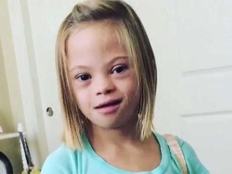 «Tengo síndrome de Down, pero no da miedo. ¡Es emocionante!»: la conmovedora lección de Sofía
