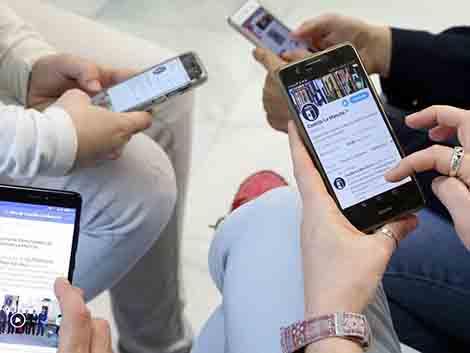 «La gente no es consciente del 'Gran Hermano' que tiene en su móvil»