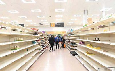 También es política lo que hay (o no hay) en las estanterías del supermercado