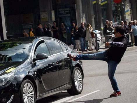 ¿Por qué ha mejorado tanto el tráfico en Madrid con la huelga de taxis?