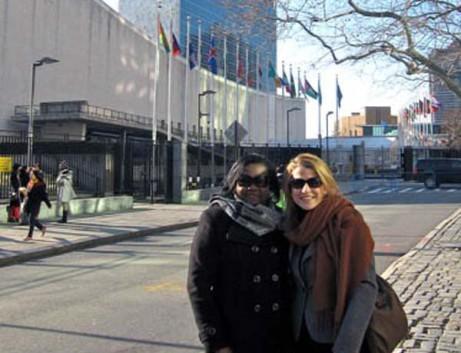 The Family Watch defiende ante la ONU la lucha contra la discriminación de la mujer