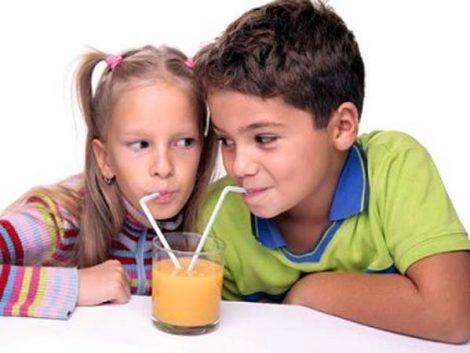 Las bebidas azucaradas contribuyen a la obesidad infantil