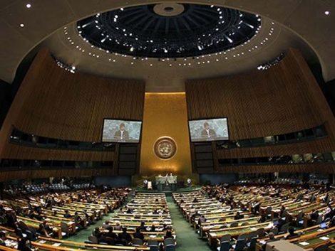La ONU da un impulso a la familia