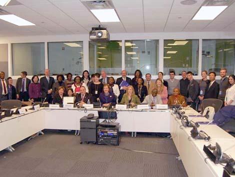Más de 230 organizaciones de 65 países respaldan en la ONU la declaración de apoyo al XX Año Internacional de la Familia