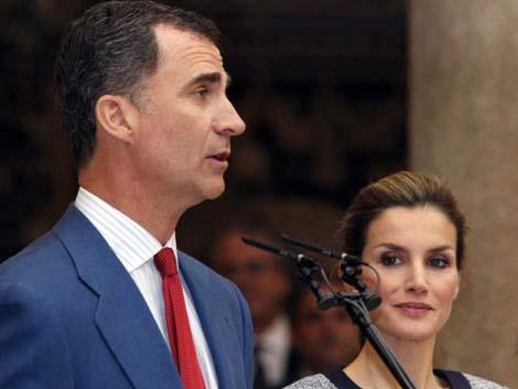The Family Watch, con los Reyes de España en la recepción a entidades de solidaridad social