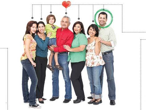 La familia sostenible, clave para el desarrollo social