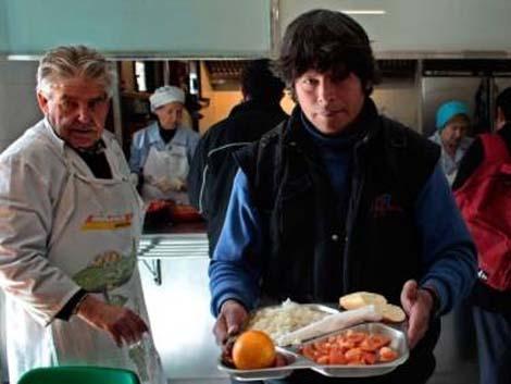 Un estudio europeo analizará la situación de las familias vulnerables
