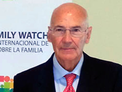 José Antonio Serrano, del Área de Salud de The Family Watch, aclara dudas sobre el autismo