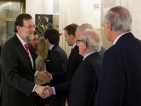 Mariano Rajoy, a la conquista de la familia