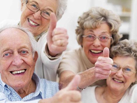 Los abuelos, cada vez más importantes en la estructura familiar