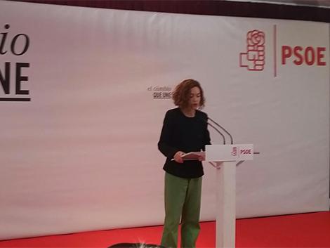 20-D. El PSOE centra sus propuestas sobre infancia en erradicar la pobreza infantil severa