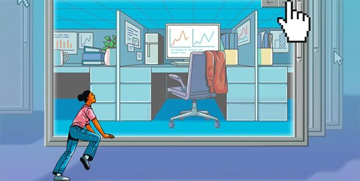 Bienvenidos a la era del trabajo híbrido