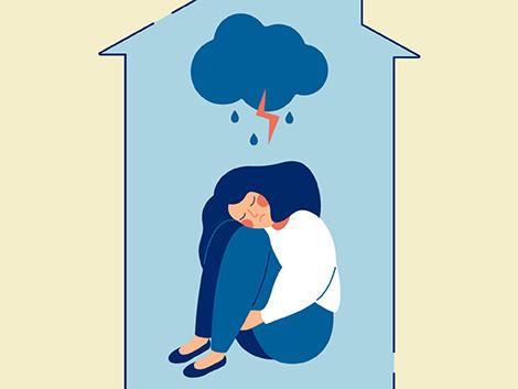 Cómo navegar la tristeza durante el confinamiento