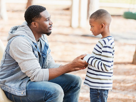 Discipline may be the best gift for your children