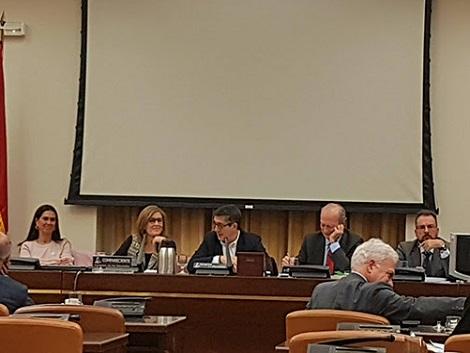 Comparecencia ante la Comisión de Sanidad y Servicios Sociales del Congreso de los Diputados