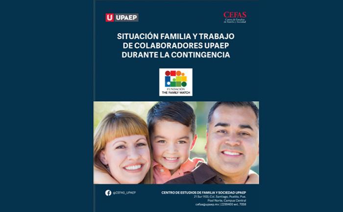 Cefas y The Family Watch estudian la situación familiar en el confinamiento