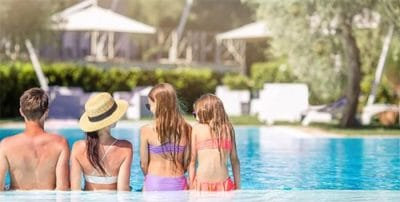 Así lograrás relajarte estas vacaciones aunque estés con tus hijos