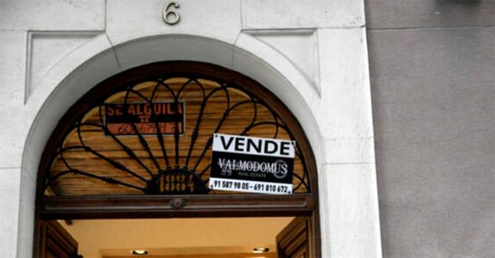 La vivienda en venta en Madrid alcanza su precio máximo en 15 años