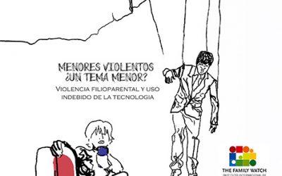 La Fiscalía se vuelca en la lucha contra la violencia de hijos a padres