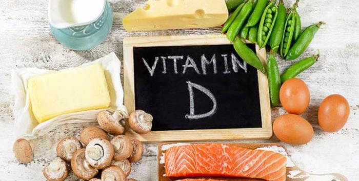 ¿Cuáles son los síntomas de la falta de vitamina D?