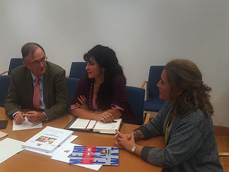 Reunión con Vox Comunidad de Madrid