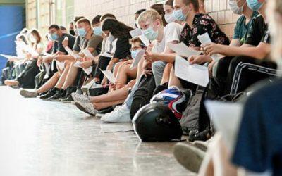El modelo de vuelta al colegio: así lo están haciendo los vecinos europeos