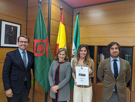 Presentación Informe de Familias en Andalucía