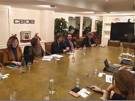La Mesa para el Juego Sostenible se reúne por primera vez en Madrid