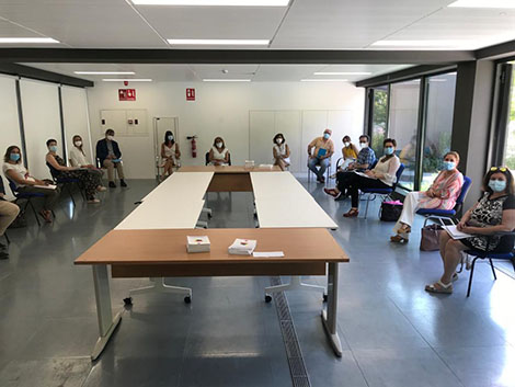 Reunión de la Comisión de Familias y Natalidad de la Comunidad de Madrid