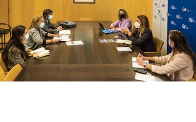 Reunión con el Grupo Parlamentario Popular – Congreso de los Diputados