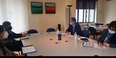 Reunión con candidatos de VOX a la Asamblea de Madrid