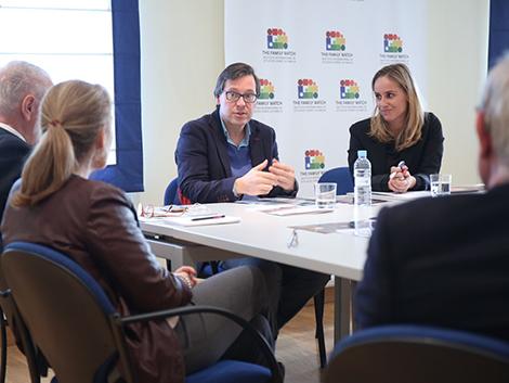 Reunión ruta social Partido Popular de Madrid