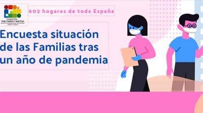 3ª Encuesta sobre la situación de las Familias durante el Coronavirus