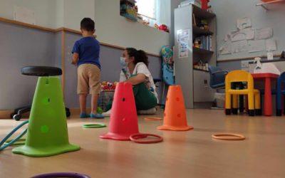 El efecto del Covid en atención temprana: «Condenamos a esos niños a ser adultos menos autónomos»
